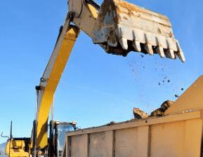 Nettoyage de-drain / Excavation