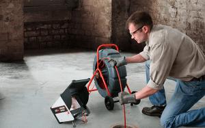Nettoyage de drain / Inspectionpar camera
